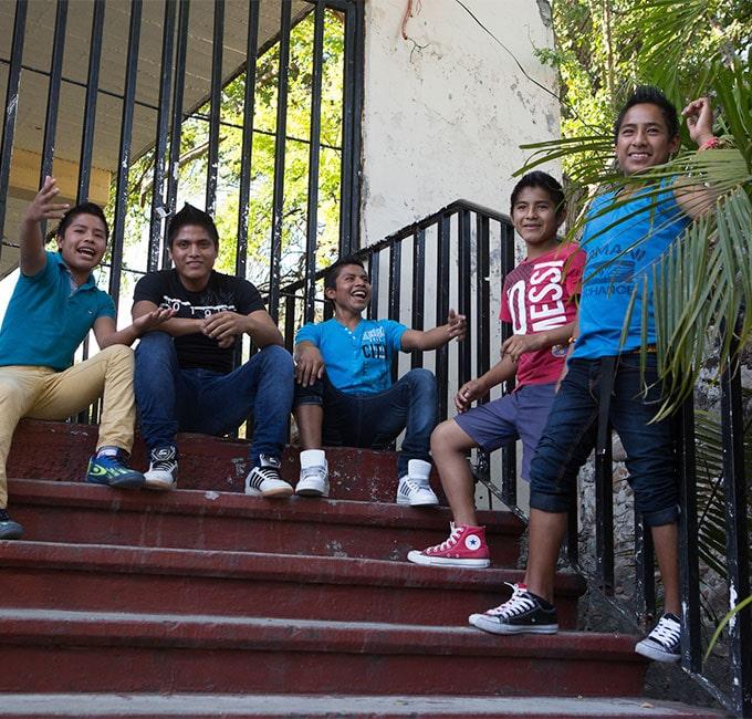 NPH México   Nuestros Pequeños Hermanos
